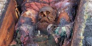 Ardahan'da bulunan mezarın sırrı ortaya çıktı!