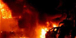 O ülkede bombalı araçla saldırı: 7 ölü!