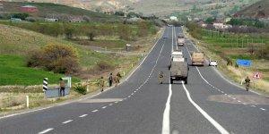 Tunceli'de 31 bölgeye giriş yasaklandı!