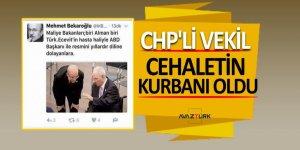 CHP'li vekil cehaletin kurbanı oldu