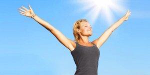 'Daha çok güneş daha çok D vitamini demek değil'