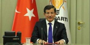 Davutoğlu'ndan Erbakan mesajı