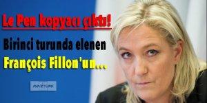 Le Pen kopyacı çıktı! Bakın ne yapmış...