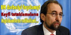 BM darbeciyi fırçalamış!! Mısır'la ilgili hazırlanan raporda...