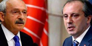 CHP iyice karıştı! İnce'den Kılıçdaroğlu'na cevap