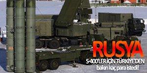 Rusya S-400'ler için Türkiye'den bakın kaç para istedi!