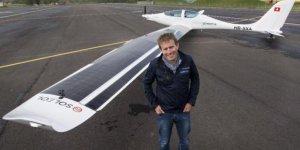Güneş enerjili iki kişilik ilk ticari uçak havalandı!