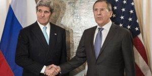 Kerry ve Lavrov ateşkesin ilk gününü görüştü