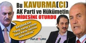 Bu KAVURMA AK Parti ve Hükümetin 'midesine oturdu'