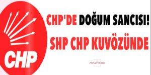 CHP'de doğum sancısı! SHP CHP kuvözünde