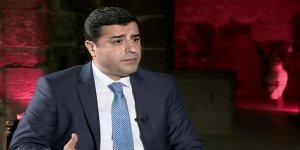 Demirtaş'a 'Cumhurbaşkanına hakaret''den suç duyurusu