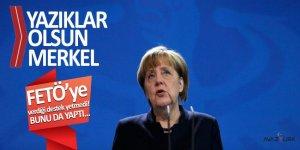 İkiyüzlü Almanya'nın FETÖ'ye verdiği destek yetmedi! Bunu da yaptı...
