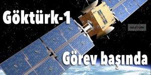 Göktürk-1 görev başında!