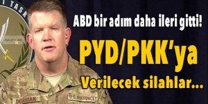ABD bir adım daha ileri gitti! PYD/PKK'ya verilecek silahların...