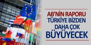AB'nin raporu Türkiye'nin büyüme tahminini yükseltti