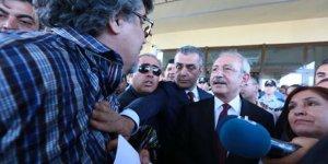 """Kılıçdaroğlu'na """"Hayatımı mahvettin"""" diyen şahsa şok!"""