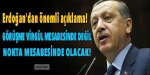 Erdoğan'dan bomba açıklama! Noktayı koymaya gidiyor