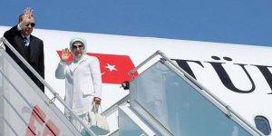Erdoğan Çin'e gitti!