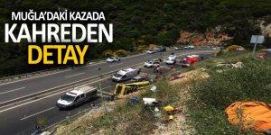 Muğla'daki kazada ölenlerin hepsi aynı mahalleden