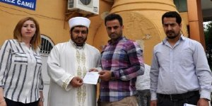 Camiye 10 bin lira bağış hapisten kurtardı!