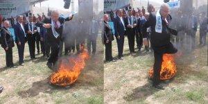 Baykal'ın hıdırellez ateşiyle imtihanı!