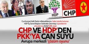 CHP ve HDP'den PKK'ya can suyu: Avrupa merkezli 'çözüm oyunu'