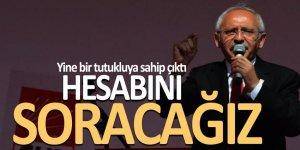 Kemal Kılıçdaroğlu, Oğuz Güven'e sahip çıktı