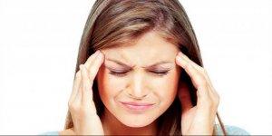 Baş ağrısını 30 saniyede yok eden teknik