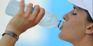 Ramazan için şimdiden bol su içmeye başlayın