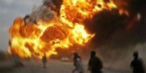 O ülkede bombalı saldırı!