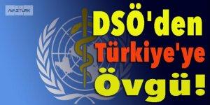 DSÖ'den Türkiye'ye övgü!