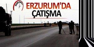 Erzurum'da çatışma