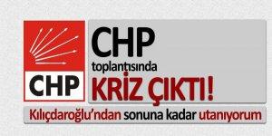 CHP toplantısında kriz çıktı! Şok sözler