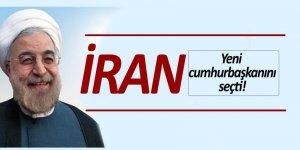 İran yeni cumhurbaşkanını seçti!