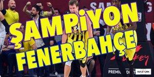Avrupa'nın en büyüğü Fenerbahçe oldu