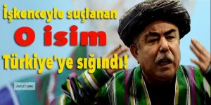 İşkenceyle suçlanan O isim Türkiye'ye sığındı