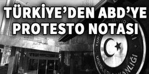 Türkiye'den ABD'ye 'güvenlik' protestosu!
