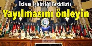 İslam İşbirliği Teşkilatı: Yayılmasını önleyin