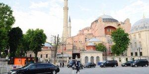 Ayasofya ve Sultanahmet'e sürpriz ziyaret!