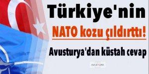 Türkiye'nin NATO kozu çıldırttı!