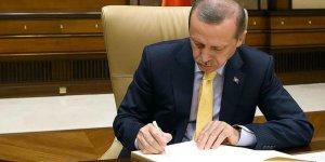 Cumhurbaşkanı Erdoğan'dan kanun onayı!