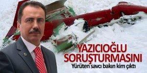 Yazıcıoğlu'nun ölümünü soruşturan savcıya FETÖ davası