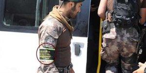 Şehit polisin silah arkadaşının kolunda dikkat çeken detay!