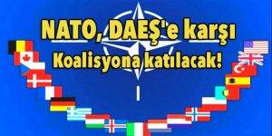 NATO, DAEŞ'e karşı koalisyona katılacak!