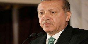 Erdoğan'dan şehit ailesine telgraf!