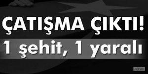 Siirt'te sıcak çatışma: 1 şehit, 1 yaralı!