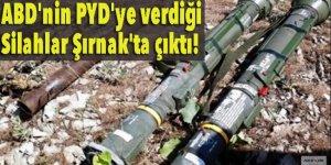 ABD'nin PYD'ye verdiği silahlar bakın nereden çıktı!