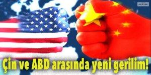 Çin ve ABD arasında yeni gerilim! Jetler karşı karşıya geldi