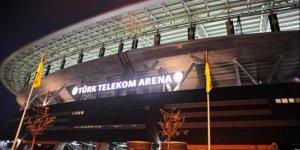 Türk Telekom Arena'nın adı değişti