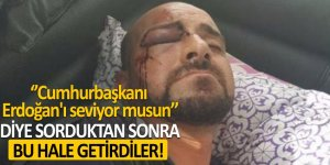 Belçika'da bir Türk vatandaşı Irkçılar tarafından feci şekilde dövüldü